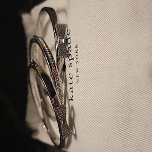 Kate spade 3pc bracelet set